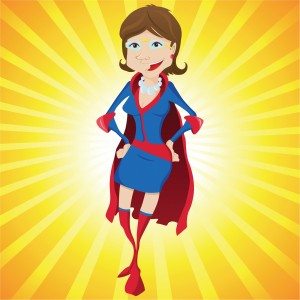 1778095-super-woman-mother-cartoon-with-yellow-background